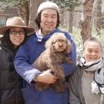 Masami, Ken and Tei