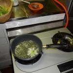 Fuki tempura