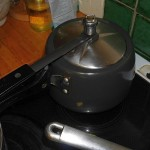 The Nepalese pressure cooker was frequently used!
