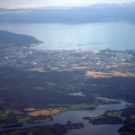 Trondheim and Jonsvatnet