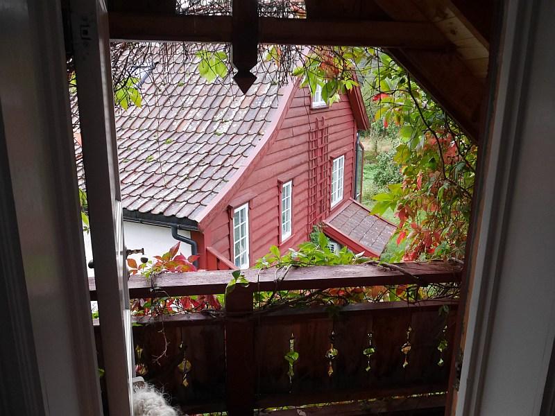 The next morning, waking up at Vidar Rune's place at Stussvik!