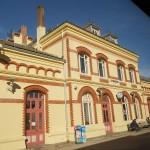 Levanger station