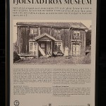 """Fjølstadtrøa Museum is a renovated """"husmansplass"""" (the nearest we have in the UK is a croft) and I think the last in Malvik. I was lucky to meet the last husmann Sverre Saugen back in the 1980s, such a friendly soul who walked several miles each way to the shops at Vikhammer...those were better times..."""