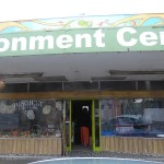 The Environment Centre run by the Guytons is on the main street!
