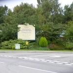 Arriving at Findhorn