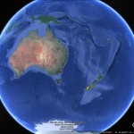 The centre of the spread of temperate Southern Hemisphere food forest