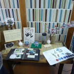 Dye exhibition