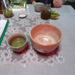 Green tea..