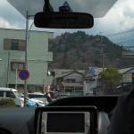 Approaching Mt. Iimoriyama (254m) 岡崎市 飯盛山 through Asuke town!