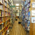 ...and I'd found this great little bookshop in Victoria