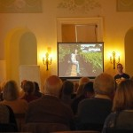 I first met Tim's world at the Walled Kitchen Garden Forum weekend at Croome in 2015...here's him adressing the enthusiastic crowd!