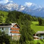 My hotel, Alpenrose