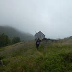 ...and, finally, after 4 hours we reached the hut!