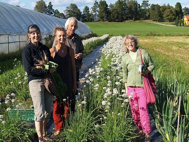 Margaret M. Meg Anderson , Veronica Samycia, Tom Harald Eckell and Rita Amundsen