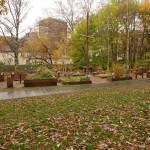 The Viking garden
