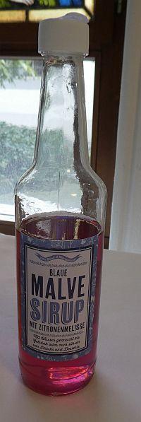 Malva syrup