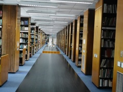 The Kew library -- The Kew library