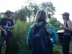 Forest garden tour -- Forest garden tour