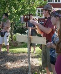 Forest garden tour: Tycho -- Forest garden tour: Tycho