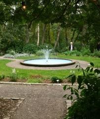 The original garden area -- The original garden area