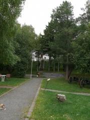 Akureyri Museum garden -- Akureyri Museum garden