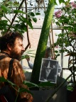 Rob Wagner with the Titan Arum