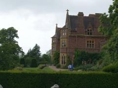 The main house -- The main house