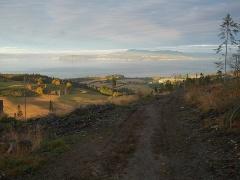 View from Fevollbergan -- View from Fevollbergan