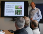 Agrotech's project on heirloom Danish peas and beans
