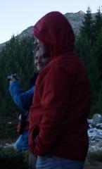 Maria Tariyska and Vassil Karaivanov accompanied me on the mountain! -- Maria Tariyska and Vassil Karaivanov accompanied me on the mountain!