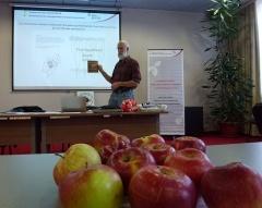 My presentation on Norwegian Seed Savers -- My presentation on Norwegian Seed Savers Picture by Maria Tariyska