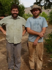 Chris Homanics and Andrew Still -- Chris Homanics and Andrew Still are both doing great work in Oregon!!