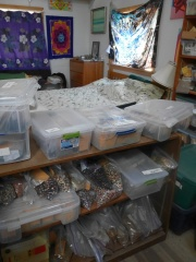 Combined seed, bed and art room -- Combined seed, bed and art room