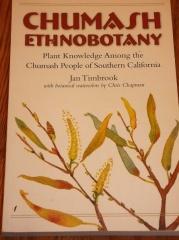Chumash Ethnobotany  -- Chumash Ethnobotany by Jan Timbrook