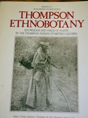 Thompson Ethnobotany  -- Thompson Ethnobotany by Nancy J. Turner et al.