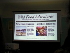 Wild Food Adventures -- Wild Food Adventures: it would be great to take part in one of John's weekend rendezvous...one day :)