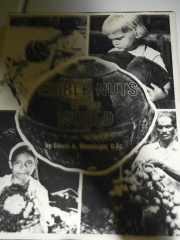 Edible nuts of the world  -- ...and this book from the 1970s!