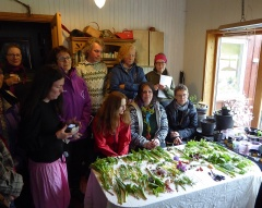 Berit1 / The salad group picture