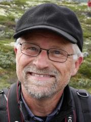 Our resident botanist, Kåre Jacobsen -- Our resident botanist, Kåre Jacobsen